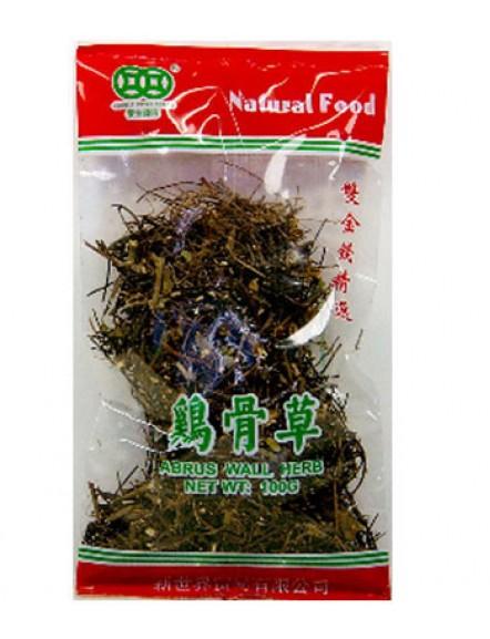 Abrus Wall Herb 100g 鸡骨草
