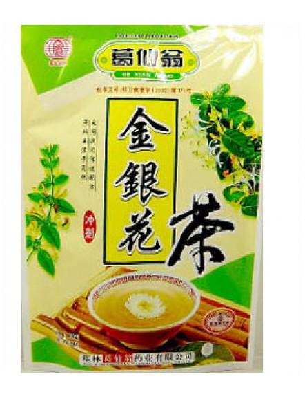 Honey Suckle Tea 160g 葛仙翁金银花茶
