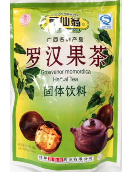 Grosvenor Momordica Herbal Tea 葛仙翁罗汉果茶