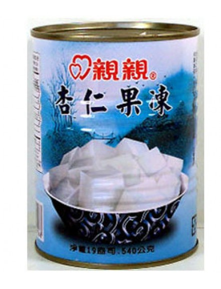 Almond Jelly 540g 杏仁果冻