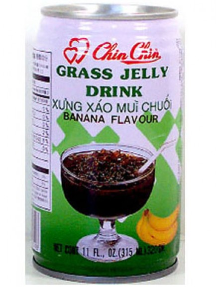 Grass Jelly-Banana 320g 仙草蜜香蕉味