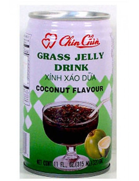 Grass Jelly-Coconut 320g 仙草蜜椰子味