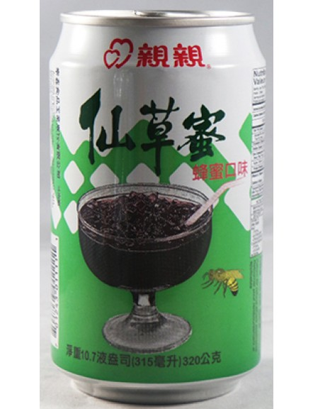 Grass Jelly-Honey 320g 仙草蜜