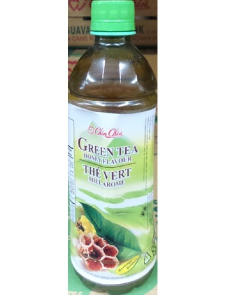 Green Tea w/Honey 500ml 绿茶低糖蜂蜜