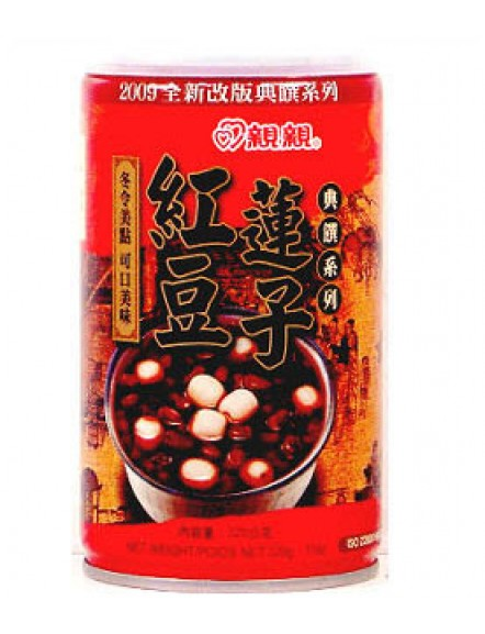 Red Bean &ampLotus Nut 350g 红豆莲子
