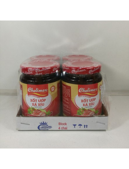 Chaxiu Sauce Cholimex叉烧酱 (Xa Xiu)
