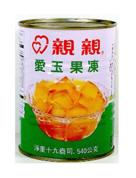 Yellow Grass Jelly 540g 爱玉果冻