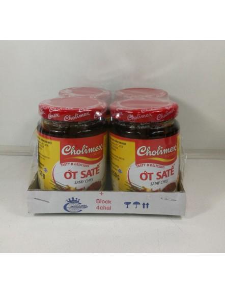 Sate Chilli Cholimex辣椒酱