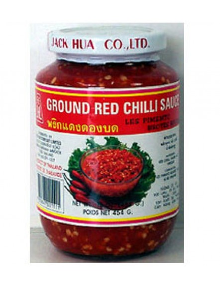 Chilli Ground Pickled 455g 辣椒碎