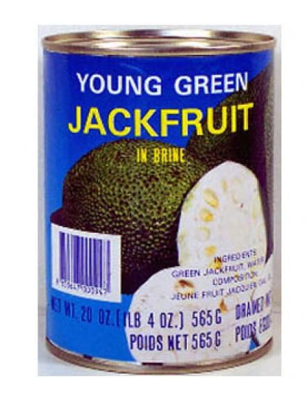 Jackfruit Green 565g 青波罗密