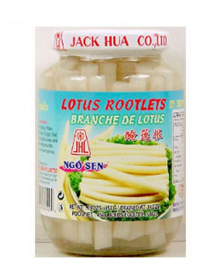 Lotus Roots Pickled 680g 清水莲根