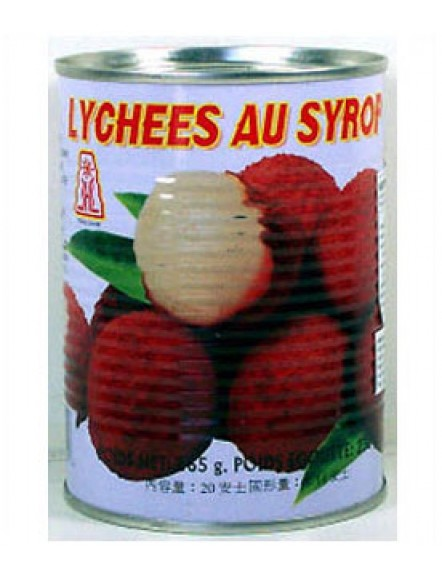 Lychee in Syrup 565g 糖水荔枝