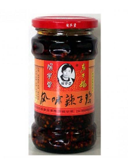 Chilli Chicken Sauce 280g 风味鸡油辣椒