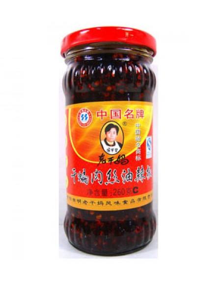 Dry Pork&ampBean 260g 干煸肉丝