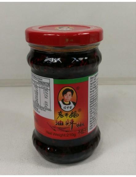 Hot Chilli Oil 老干妈油辣椒