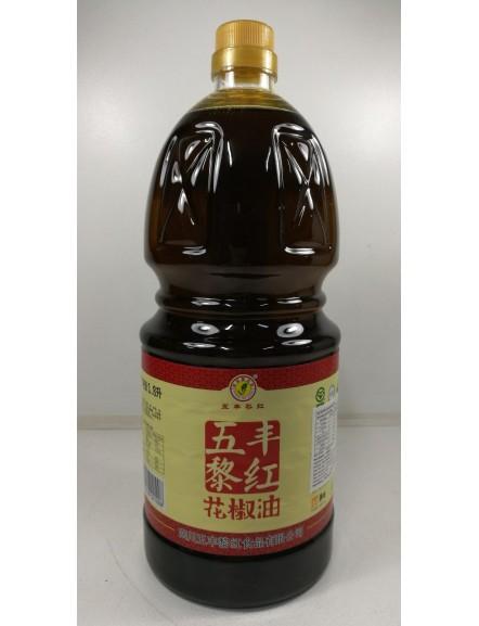 Pepper Oil黎红花椒油