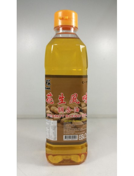 Peanut Oil(梅)花生油