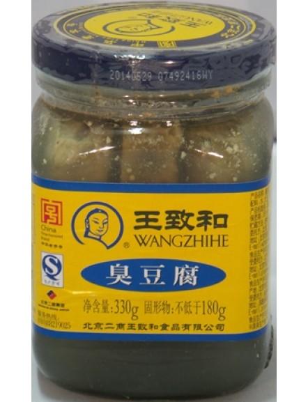 Smelly Beancurd 330g 王致和臭豆腐