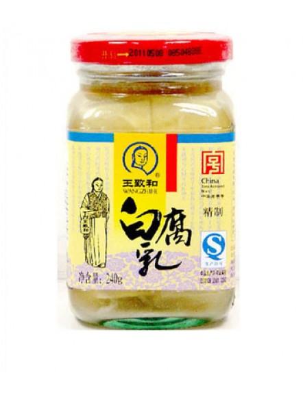 Beancurd w/o Chilli 240g 白腐乳
