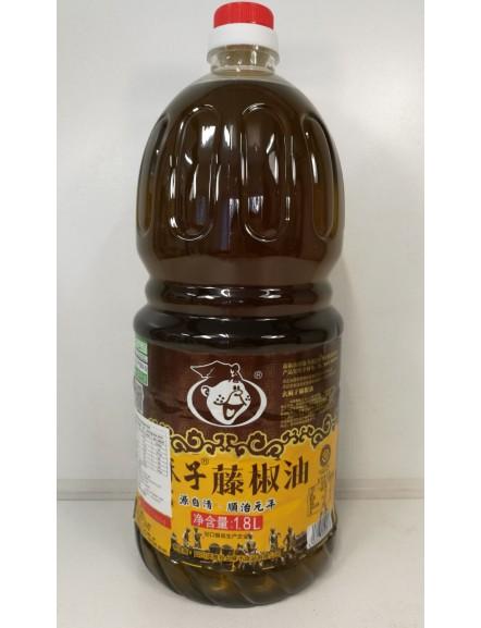 Pepper Oil  Yaomazi幺麻子 藤椒油
