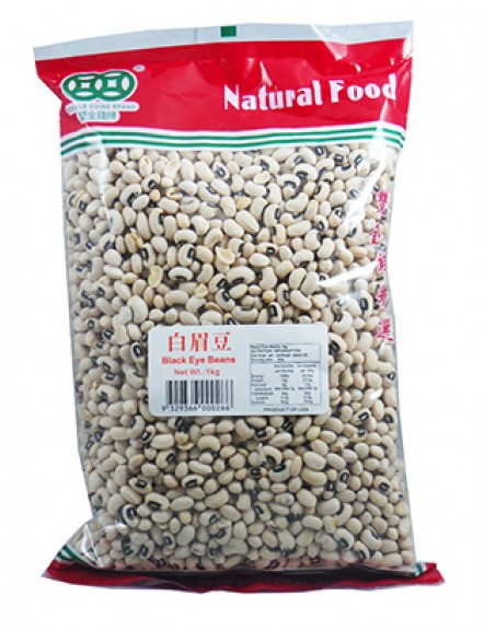 Black Eye Bean 1kg 白眉豆