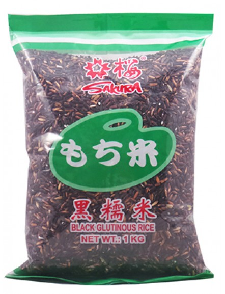 Black Glutinous Rice 1kg 黑糯米