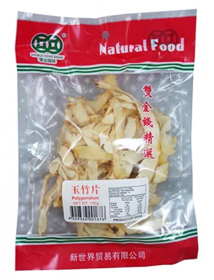 Polygonatum 100g 玉竹片