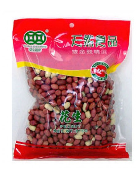 Peanut 'RED' Skin 375g 红皮花生