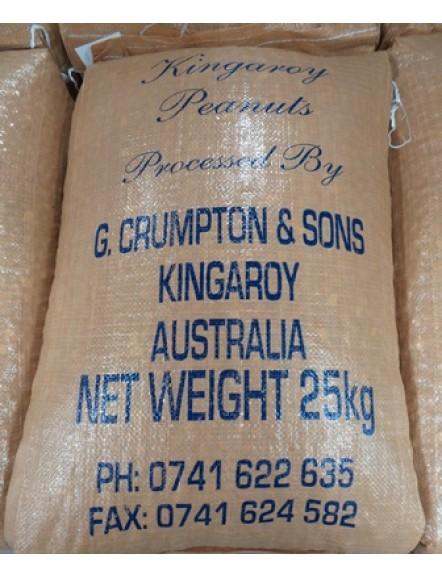 Peanut w/ Skin-VK2 25kg 有皮花生