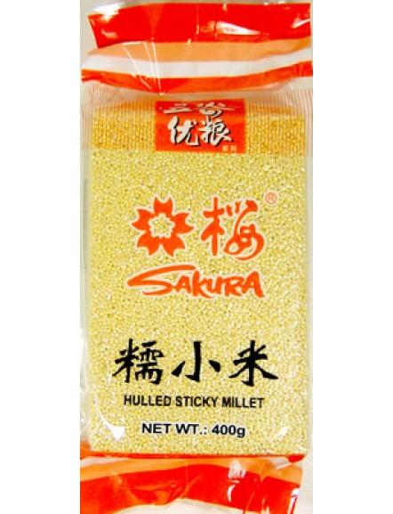 Sticky Millet 糯小米(400g)