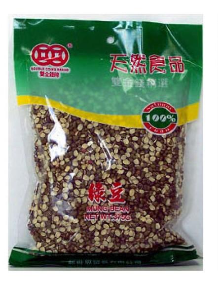 Split Mung Bean w/ Skin 375g 有皮豆畔