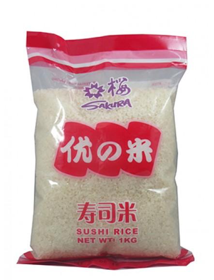 Sushi Rice 1kg 寿司米
