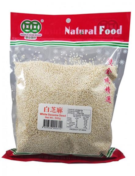 White Sesame Seed 500g 白芝麻