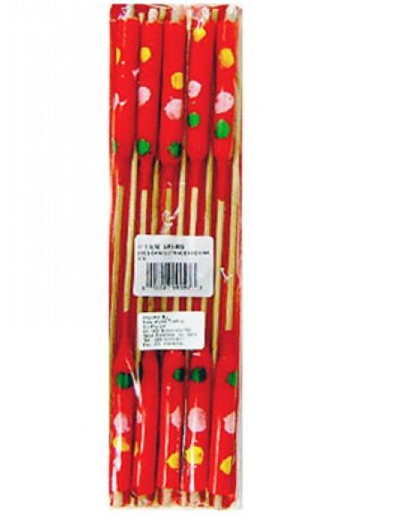 Bamboo Leg Candle 5pairs 六寸长脚花烛