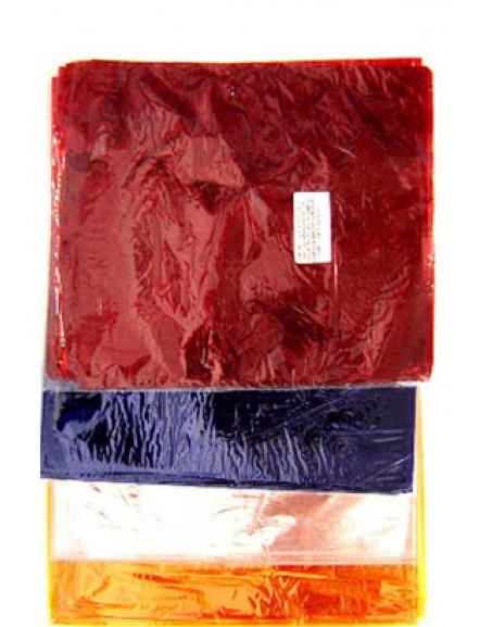 Cellophane Paper,White 50pcs 白玻璃纸