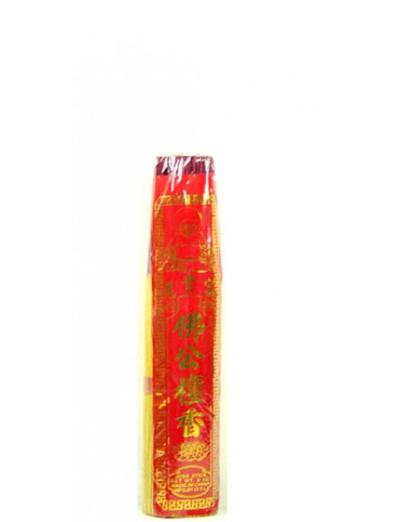 Budda Sndlewd Incense 7&quot 佛公檀香