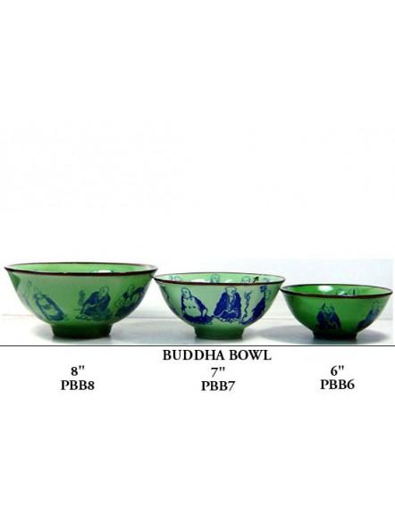 Buddah bowl 8&quot 佛碗