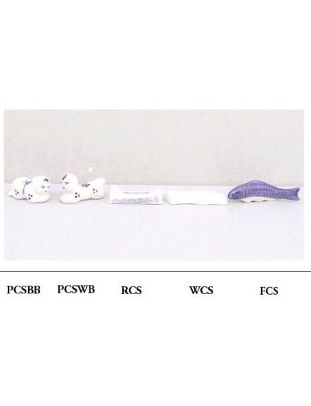 Chopstick Stand (White Baby) 对童筷子架