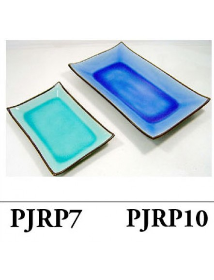 10&quot Rectangular Plate 4pcs 寿司碟