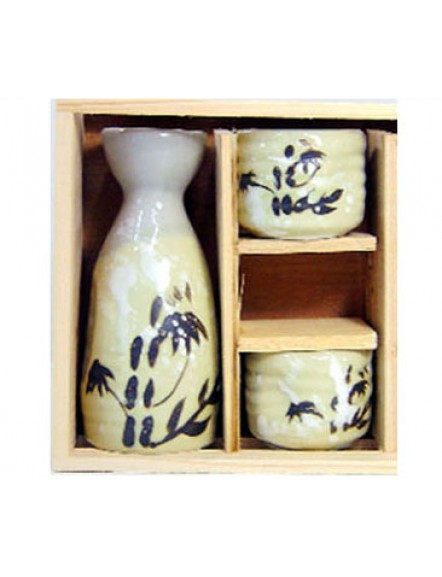 Japanese Sake Set 3pcs 日本酒具