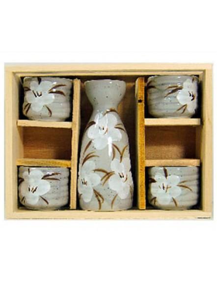 Japanese Sake Set 5pcs 日本酒具