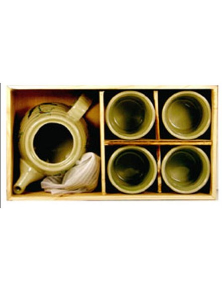 5pcs Tea Set 日式茶具