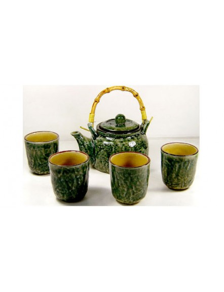 Japanese Teaset 5pcs 大日式茶具