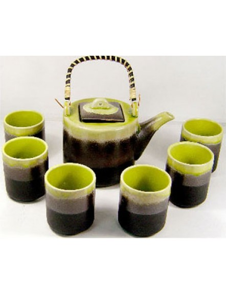 Japanese Teaset 7 pcs 日式茶具