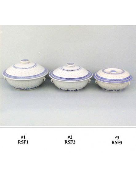 Rice' Shark Fin Bowl#1 米通有盖汤碗