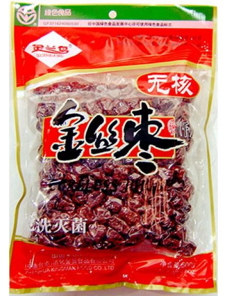 Red Date w/o stone 500g 金丝枣(无核)