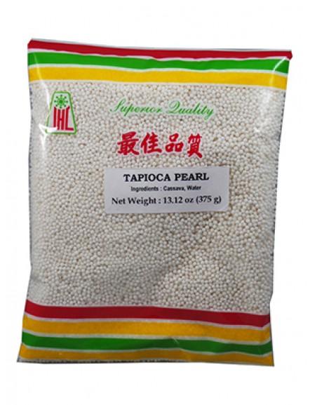 Tapioca Pearl White 375g 白沙谷米