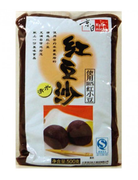 Red Bean Paste 500g 京日红豆沙