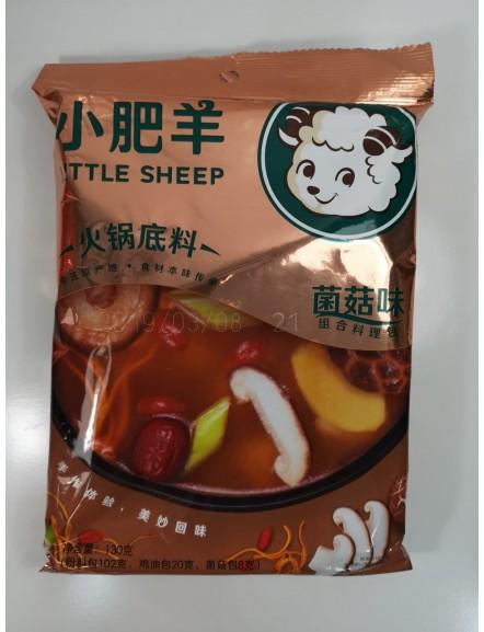 Mushroom Soup Base 小肥羊(菌汤)火锅底料