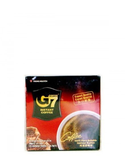 G7 Coffee- Pure Black 30g 黑咖啡